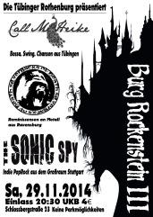 2014.11,rockenstein v1.2 Plakat