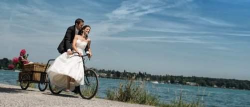 HochzeitPaar,Lake