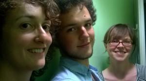 Krissi,Laurens,Eva