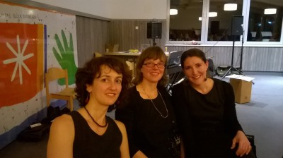 CMH,Krissi,Eva,Colleen