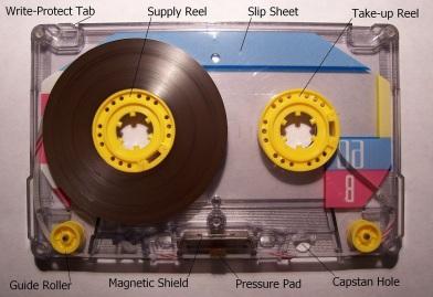 cassette,sm