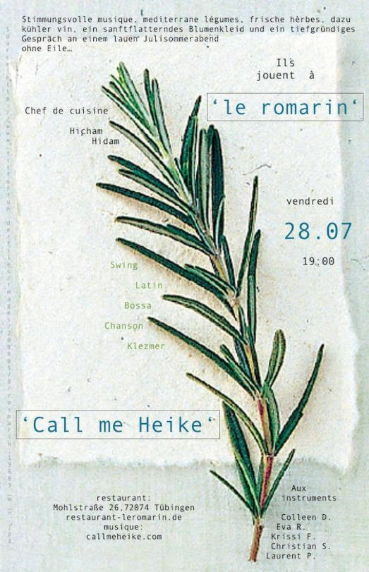 2017.07,CMH.Plakat,Rosmarin